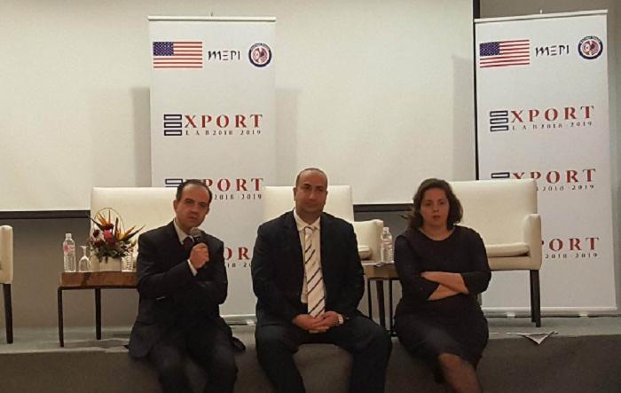 Export lab l 39 amcham se mobilise pour aider les for Chambre de commerce en tunisie
