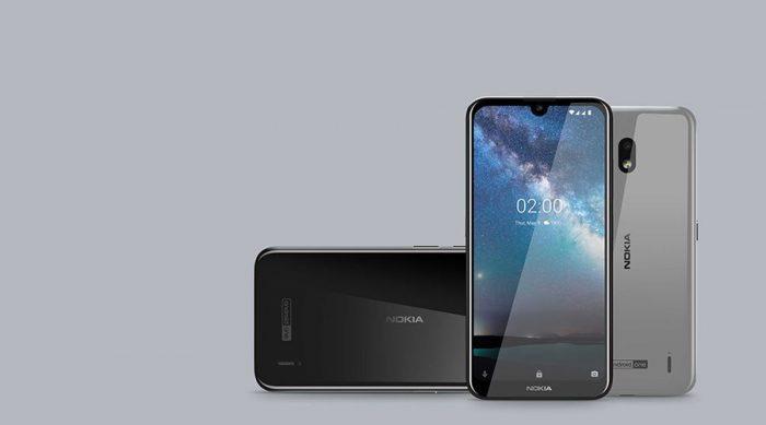 Le Nokia 2 2 Disponible En Tunisie A Partir Du 8 Juillet A 379