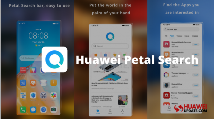 Huawei-Petal-Search