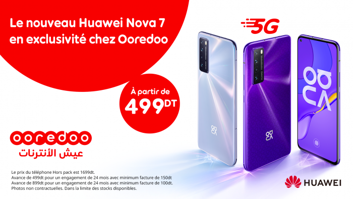 Ecran-Huawei-Nova7