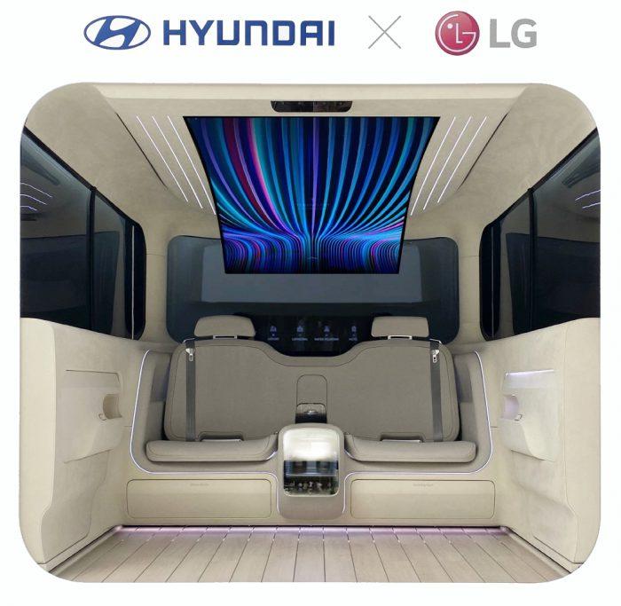 LG_Hyundai IONIQ Concept INTERIOR
