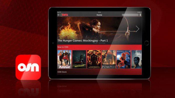 osn-tv-app
