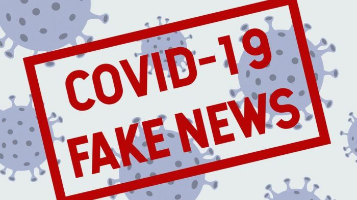 fake news covid