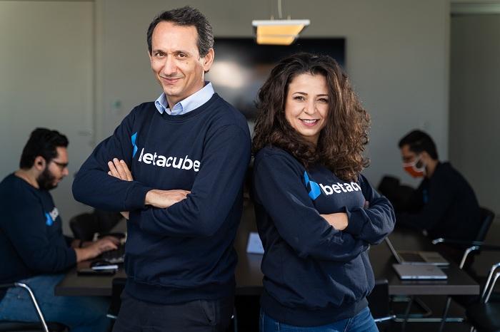 Co-fondateurs de Betacube